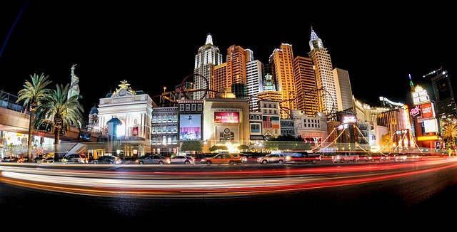 Quels sont les avantages de voyage sur Las Vegas?